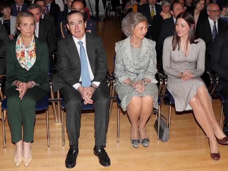 Becas de la Fundación Reina Sofía
