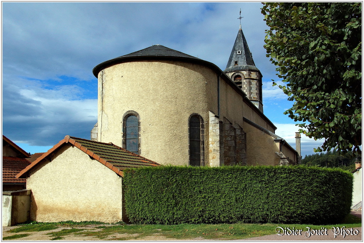 (63) Puy de Dôme - Chabreloche (1)