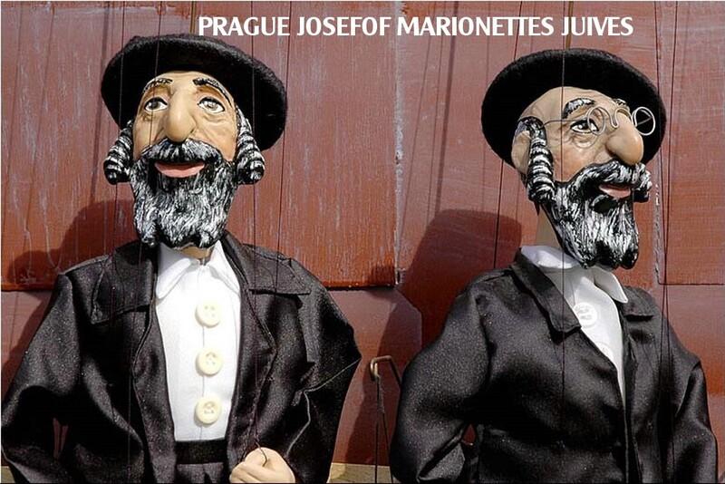LE QUARTIER JUIF DE PRAGUE ET SON HISTOIRE