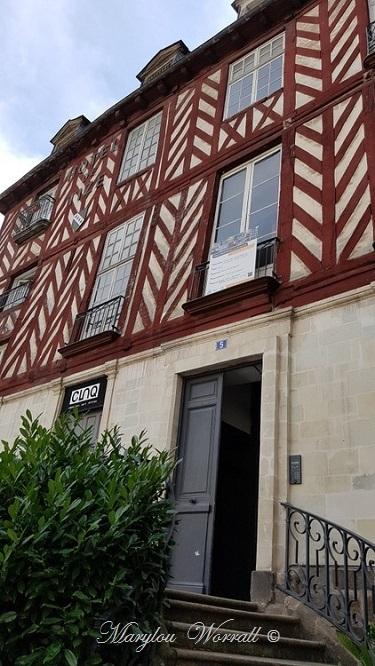 Bretagne : Rennes Place du Champ-Jacquet