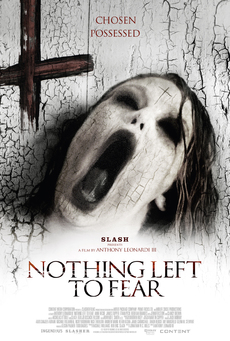 * Nothing left to fear