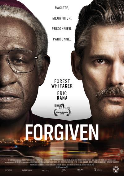 FORGIVEN affiche