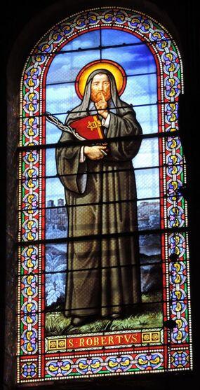 Brioude en Haute Loire (43) l'église Saint Julien de Brioude