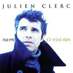 CLERC, Julien - Ce n'est rien (1971)  (Chansons françaises)