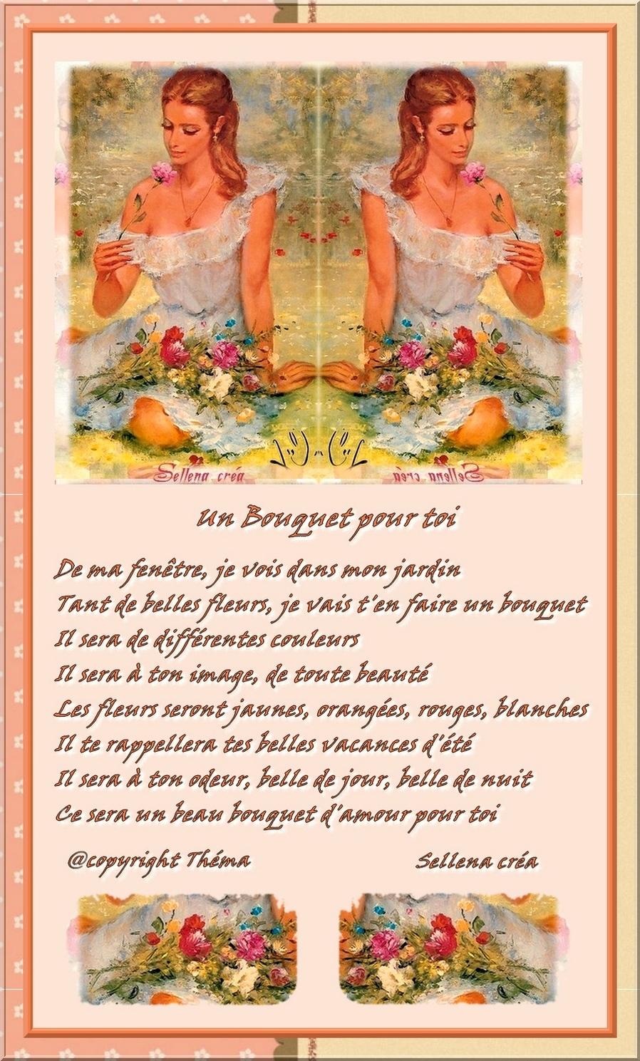 73 - Un Bouquet pour toi
