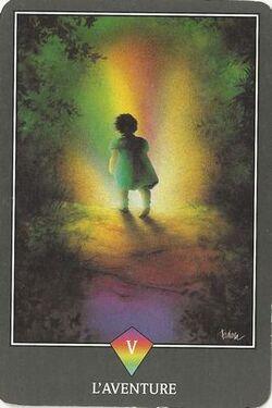 Tarot Zen - L'aventure