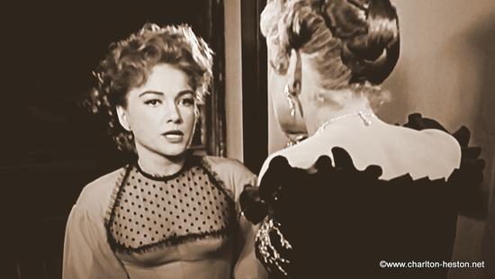 TERRE SANS PARDON (1954) photos en sépia - 2