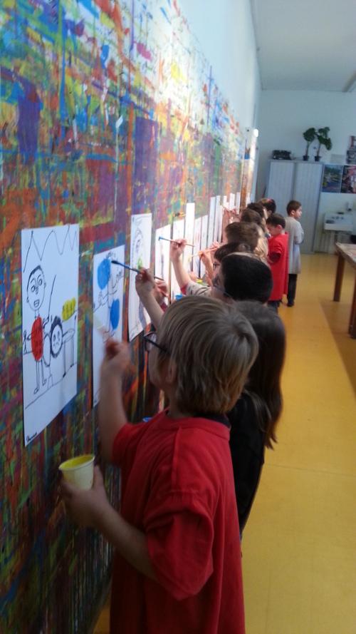 Visite du musée Fernand Léger CP