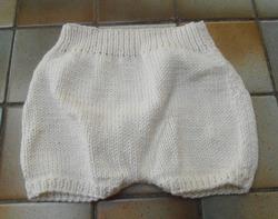 Bloomer coton