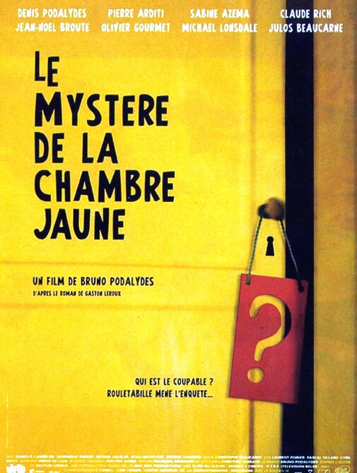LE MYSTERE DE LA CHAMBRE JAUNE BOX OFFICE 2003