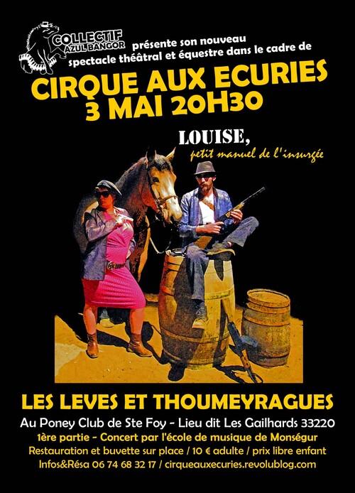 CIRQUE AUX ECURIES - 2014