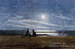 ~~ Longe de lune ~~ F.E. Sicard.