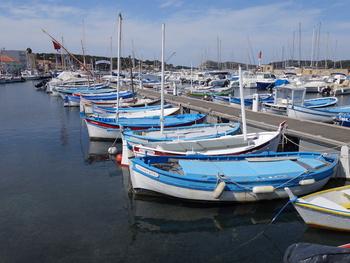 Le port du Brusc