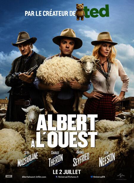 ALBERT A L'OUEST