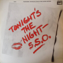 S.S.O. - Tonight's The Night - Complete LP
