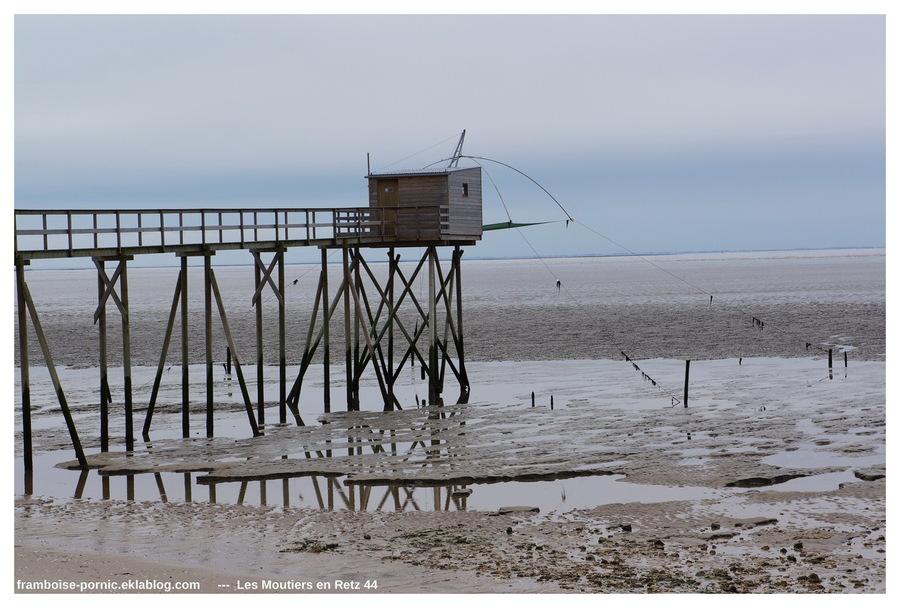 Les pêcheries aux Moutiers en Retz