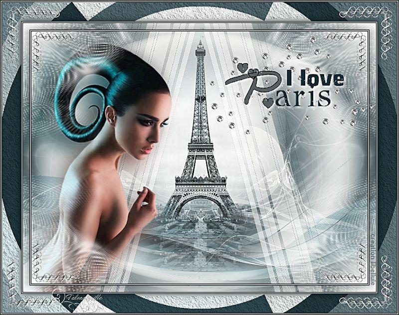 *** I love Paris ***