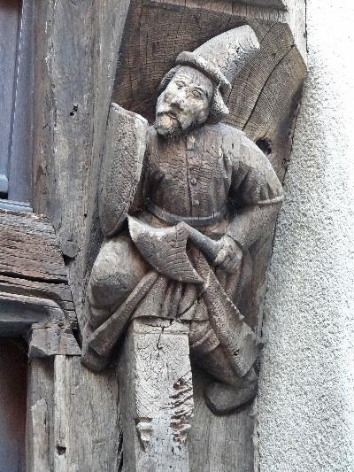 Noyers sur Serein, cité médiévale...