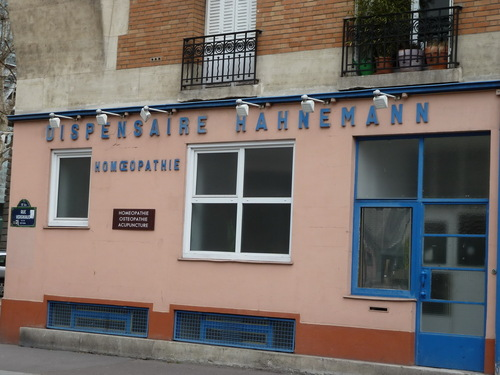 Le centre de Santé hanneman