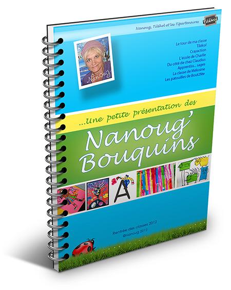 Nanoug' bouquins