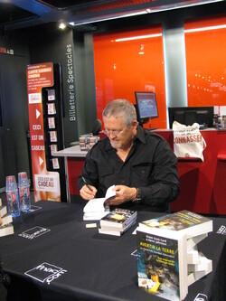 Orson Scott Card à la fnac de Bercy