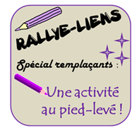 Rallye-liens - Une activit&eacute; au pied lev&eacute; pour les rempla&ccedil;ants