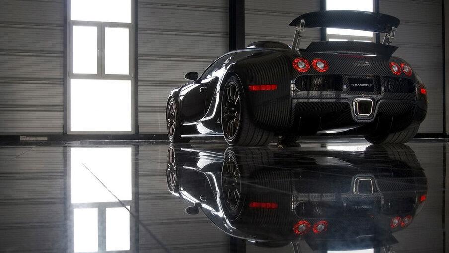 Mansory Linea Vincero Bugatti Veyron Wallpaper