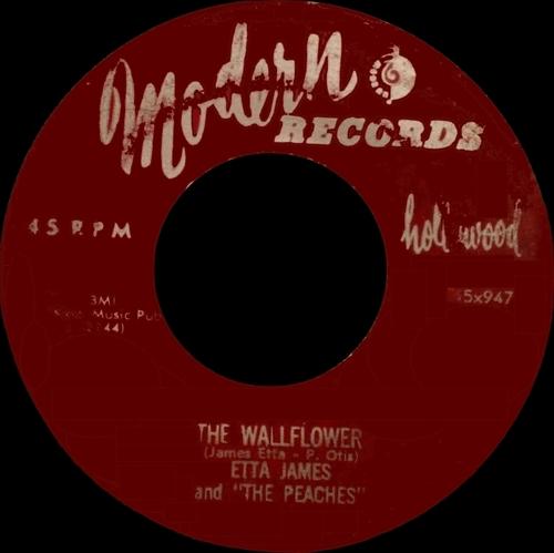 "Etta James : CD "" The Complete Singles 1955-1959 "" SB Records DP 110 [ FR ]"