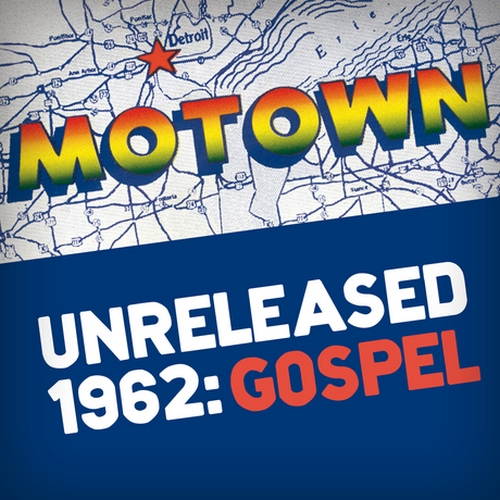 "Various Artists : "" Motown Unreleased 1962 : Gospel "" CD Motown Records [ UK ]"