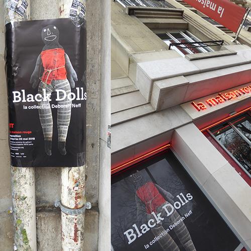 ENTRE BLACK DOLLS - 5