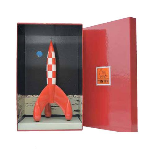Fusée Tintin 35 cm