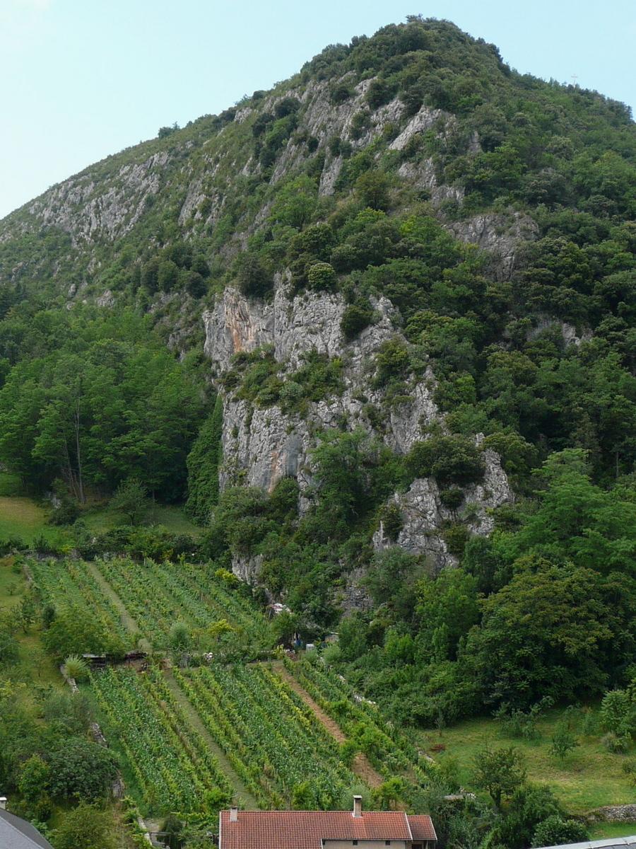 Toujours en pause... à Foix en Ariège!