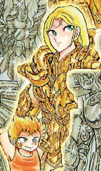 IV - Armure du Burin du Sculpteur (Caelum Cloth)