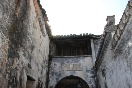 Chengkan, au sud de l'Anhui.