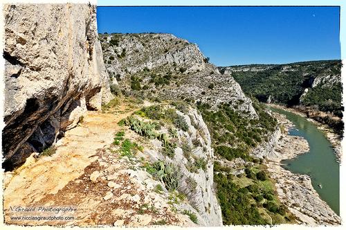 Gorges du Gardon et Pont du Gard