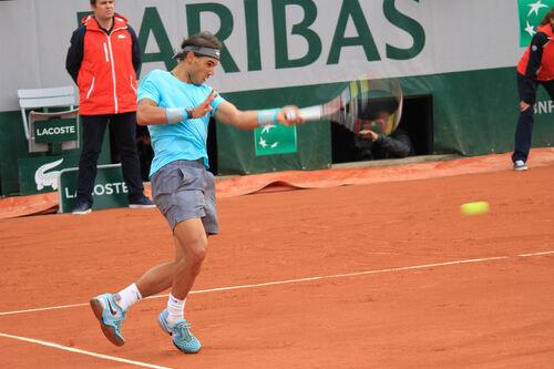 Roland-Garros: Rafi le deuxième finaliste