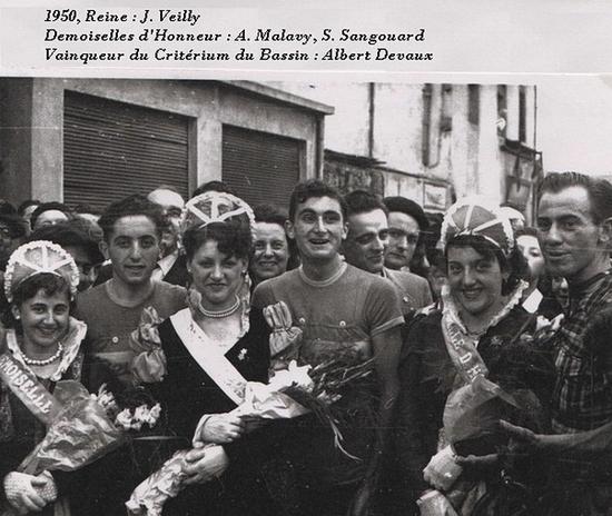1950 REINE BASSIN