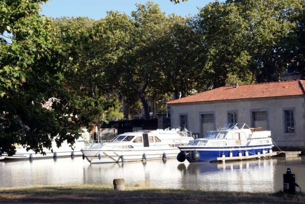 Canal Carcassonne 12925