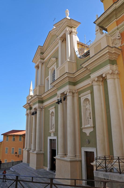 Séjour à Sanremo : balade à Menton (2)