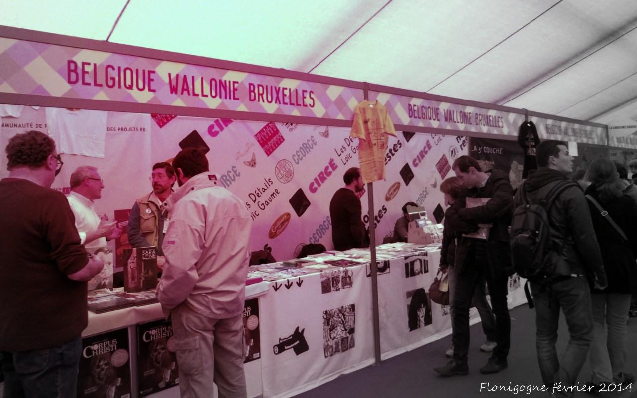 Festival BD d'Angoulême 2014