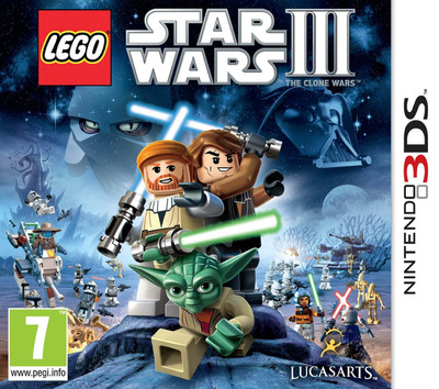 Lego Star Wars III 3DS (EU)