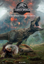Jurassic worls 2 : Fallen kingdom