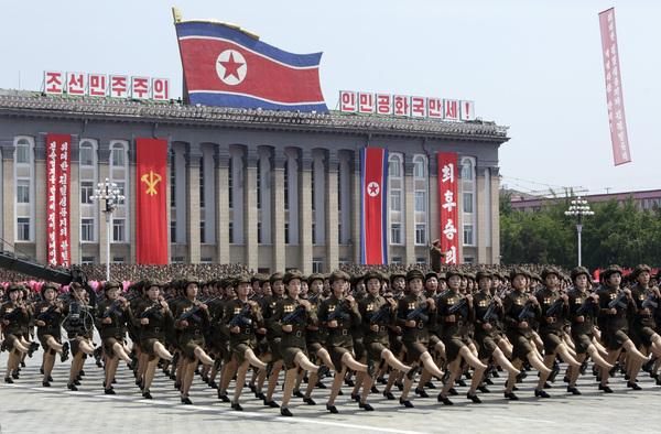 Sur la question de la Corée du Nord - un article du PCR Canada