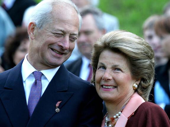 En souvenir de la Princesse de Liechtenstein