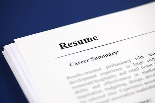 Szybkie tworzenie CV po angielsku