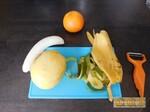 Fromage blanc & mangue mixée au granola