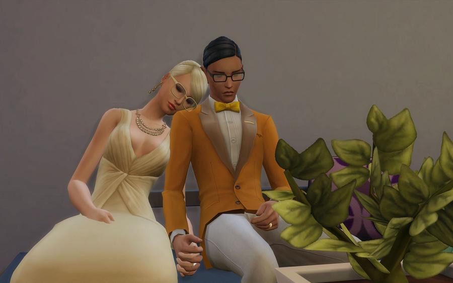 [NSBC] Bléblé et Alejandro au bal de promo...