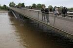 Paris les pieds dans l'eau