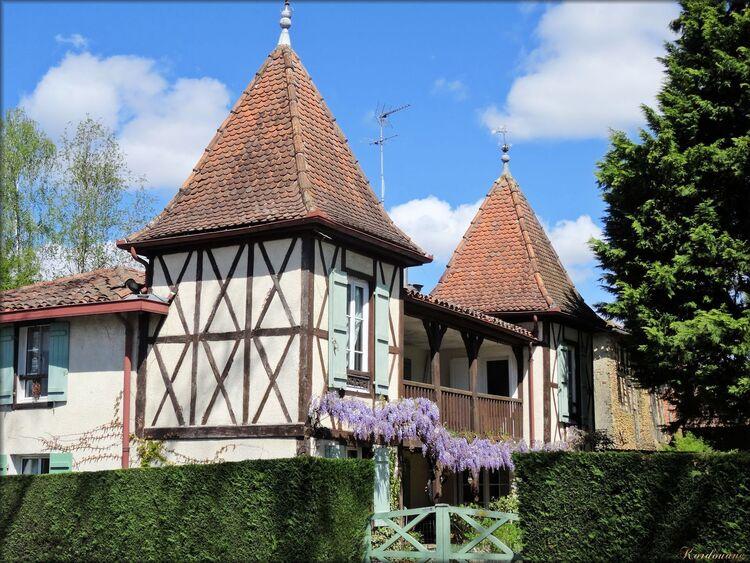 Photo de La Bastide d'Armagnac dans les Landes
