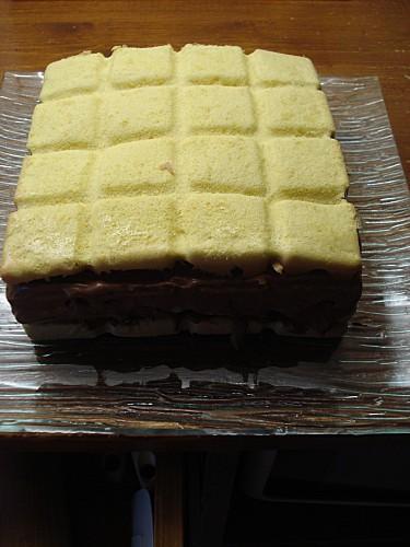 Gâteau Arc en Ciel 7